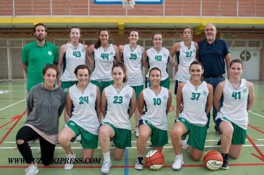 Hondarribia 1 Nacional femenino