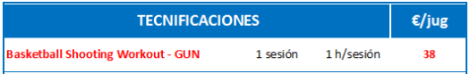 CUADRO Precios BONOS