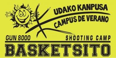 Logo Udako Kanpusa AMARILLO