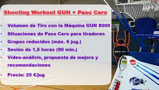 Shooting Workout - Paso Cero 2-2