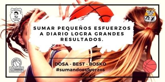 PROMO Tecnificaciones DOSA-BEST-BOSKO