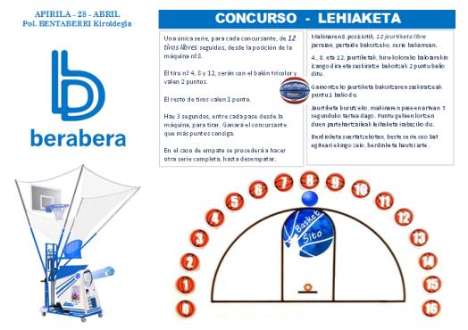 Bases Concurso TL BeraBera