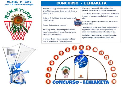 REGLAS Concurso TL